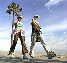 پیاده روی صحیح | Sport-lavasan